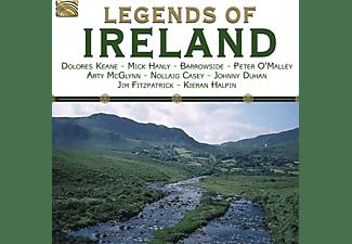 VARIOUS - Legends Of Ireland  - (CD)