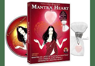 Canda/Guru Atman - Mantra Heart Yoga Geschenk Box: CD+Herzkette  - (CD)