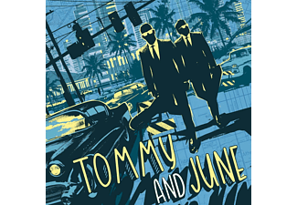 Tommy And June - Tommy And June  - (CD)