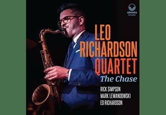 Leo-quartet- Richardson - CHASE  - (CD)