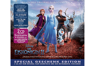 VARIOUS - Die Eiskönigin 2 Gift Pack (Frozen 2)  - (CD)
