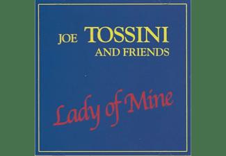Joe Tossini And Friends - Lady of Mine (LP+DL)  - (Vinyl)