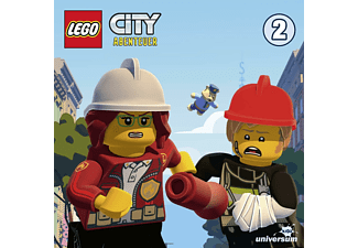 VARIOUS - LEGO CITY-2.SERIE  - (CD)