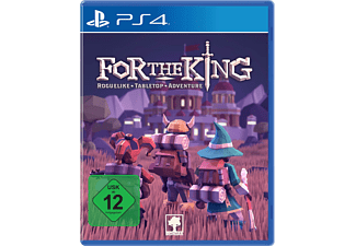 For the King - [PlayStation 4]