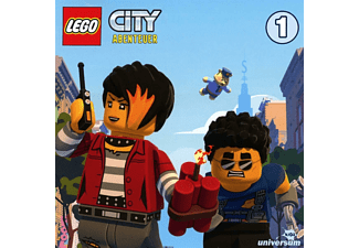 VARIOUS - LEGO CITY-TV-SERIE 1  - (CD)