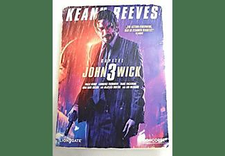 JOHN WICK: KAPITEL 3 (Exklusive Tape Edition) Blu-ray