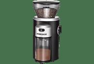 ROMMELSBACHER EKM 300 Kaffeemühle Schwarz/Silber (150 Watt, Edelstahl-Kegelmahlwerk)
