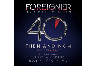 Foreigner - Double Vision:Then And Now  - (CD + DVD Audio)