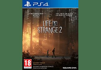 Life Is Strange 2 NL/FR PS4