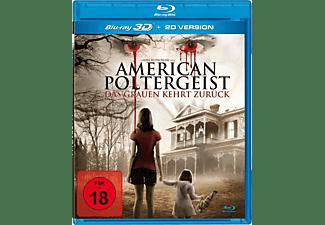 American Poltergeist - Das Grauen kehrt zurück 3D Blu-ray