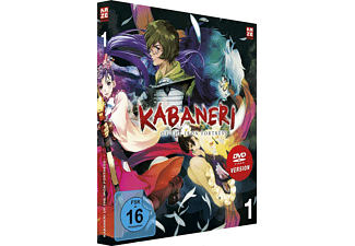 Kabaneri of the Iron Fortress - Vol. 1 - Ep. 1-4 DVD