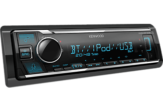 KENWOOD KMM-BT306 - Autoradio (Nero)