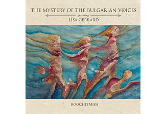 The Mystery Of The Bulgarian Voices - Boocheemish (Ltd.Vinyl Edition/180 Gramm)  - (Vinyl)