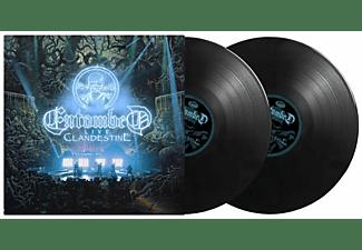 Entombed - CLANDESTINE-LIVE (+POSTER)  - (Vinyl)