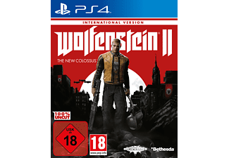 PS4 - Wolfenstein II: The New Colossus (International Version) /E