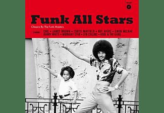 VARIOUS - Funk All Stars (180g)  - (Vinyl)