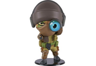 UBISOFT Rainbow Six Siege: Six Collection: Glaz - Sammelfigur (Mehrfarbig)