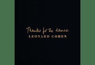 Leonard Cohen - Thanks for the Dance  - (CD)