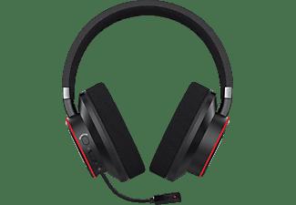 CREATIVE Sound BlasterX H6, Over-ear Gaming Headset Schwarz
