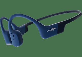 AFTERSHOKZ Open-Ear-Bluetooth-Sport-Kopfhörer (Bone Conduction) Aeropex Blau