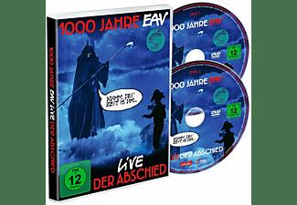 EAV - 1000 Jahre EAV Live-Der Abschied  - (DVD)
