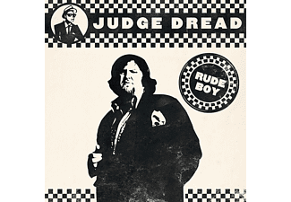 Judge Dread - RUDE BOY  - (CD)