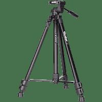 ROLLEI 20836 Digi 9300 Dreibein Stativ, Schwarz, Höhe offen bis 1500 mm