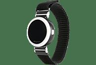 PINGONAUT Puma Kinder-Smartwatch Nylon, Universal, Schwarz