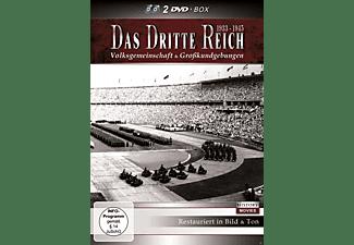 Das Dritte Reich-Volksgemeinschaft & Großkundgebungen DVD