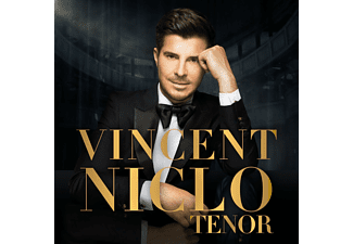 Vincent Niclo - Tenor (DLX) CD + DVD