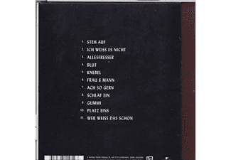 Lindemann - F & M  - (CD)