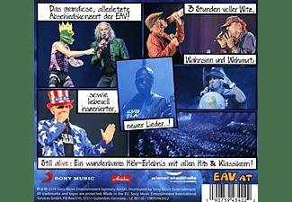 EAV - 1000 Jahre EAV Live-Der Abschied  - (CD)