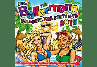 VARIOUS - Ballermann Mallorca XXL:Party Hits 2019  - (CD)
