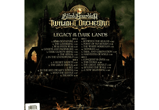 Blind Guardian Twilight Orchstra - Legacy of the Dark Lands  - (Vinyl)