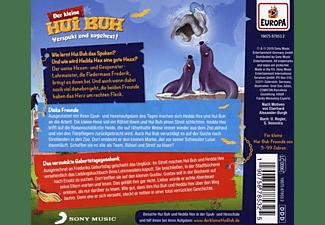 Der Kleine Hui Buh - 015/Dicke Freunde/Das verzwickte Geburtstagsgesc  - (CD)