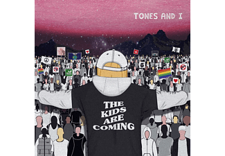Tones And I - THE KIDS ARE COMING CD