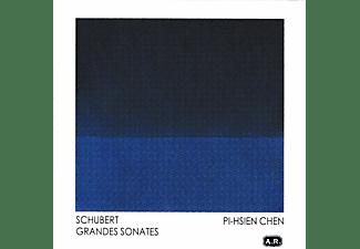 Phi-Hsien Chen - Die grossen Sonaten D 568-D 959/  - (CD)