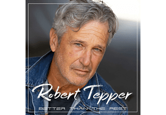 Robert Tepper - Better Than The Rest  - (CD)
