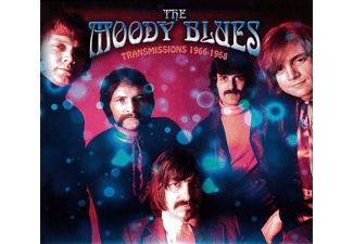 The Moody Blues - TRANSMISSIONS 1966-1968  - (CD)