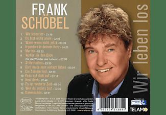 Frank Schöbel - Wir leben los  - (CD)
