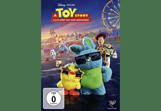 A Toy Story: Alles hört auf kein Kommando DVD