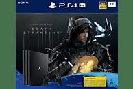 SONY Playstation 4 Pro 1TB (inklusive Death Stranding)