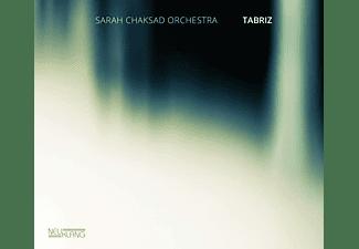 Sarah Chaksad Orchestra - Tabriz  - (CD)