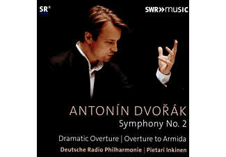 Deutsche Radio Philharmonie Saarbrücken Kaiserslautern - Sinfonie 2/Dramatische Ouvertüre  - (CD)