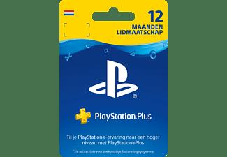 PlayStation Plus Card - 1 Jaar Overige