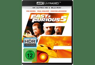 Fast & Furious 5 4K Ultra HD Blu-ray + Blu-ray