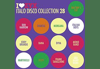 VARIOUS - ZYX Italo Disco Collection 28  - (CD)