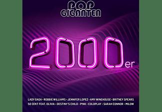 VARIOUS - Pop Giganten: 2000Er [CD]