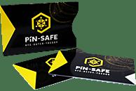 PIN-SAFE NFC offline Daten-Tresor inkl 2.Karte Speicherkarte