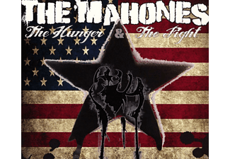 The Mahones - The Hunger & The Fight Pt.2  - (CD)